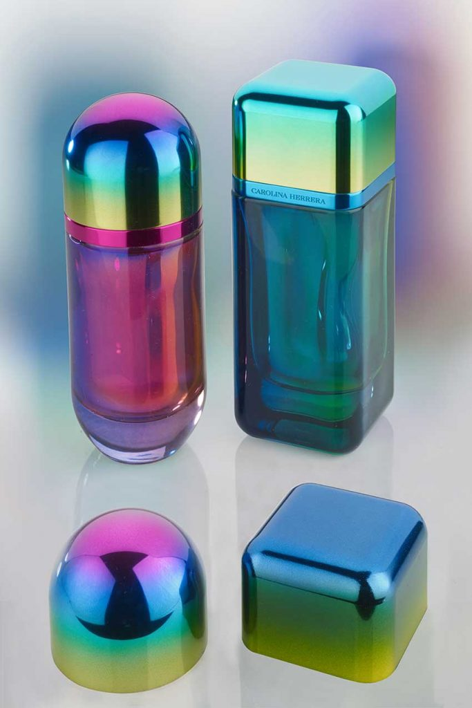 VIP 212 : dégradé de trois couleurs sur capots aluminium