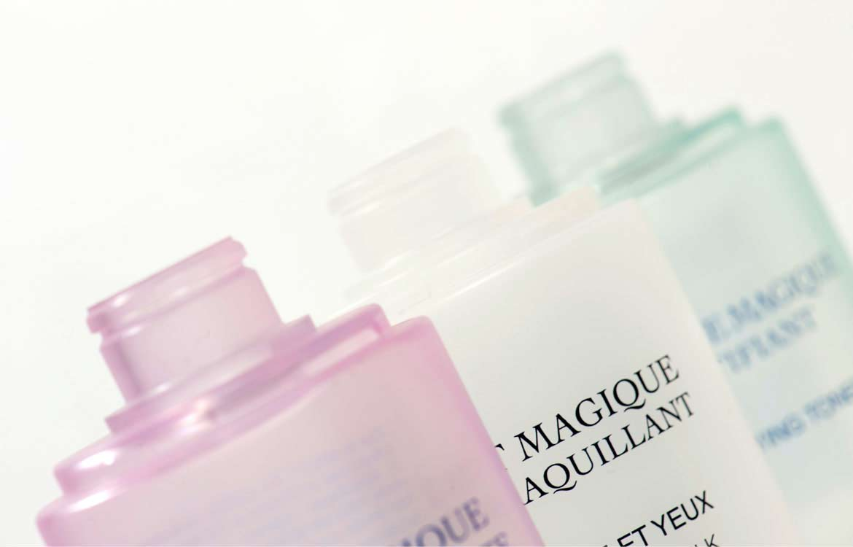 Les plastiques décorés dans le secteur de la cosmétique